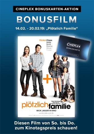 "Bonusfilm: ""Plötzlich Familie"""