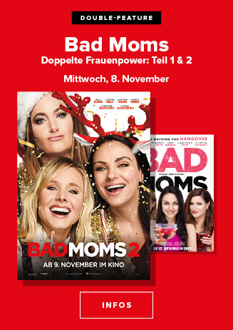 Double Feature: Bad Moms 1 + 2
