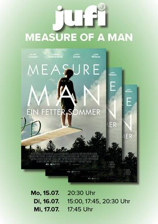 JUFI - Measure of a Man