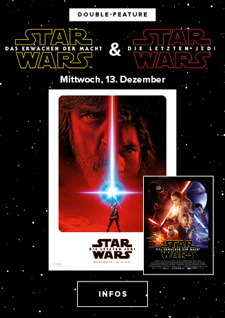 Double Feature: Star Wars Episode 7 & 8