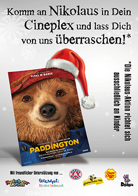 Cineplex Nikolaus-Aktion