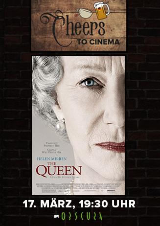 Cheers to Cinema: Die Queen