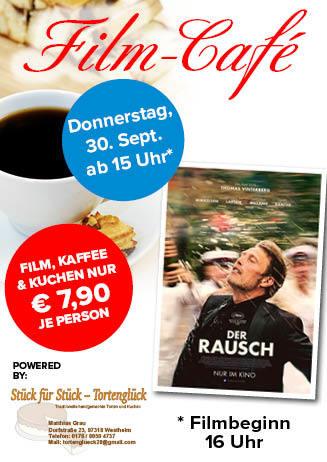 """210930 Film-Café """"Der Rausch"""""""