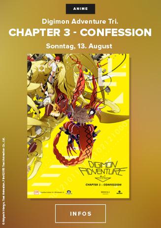 Anime Night: Digimon3