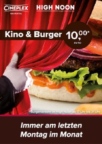 BTL: Kino & Burger