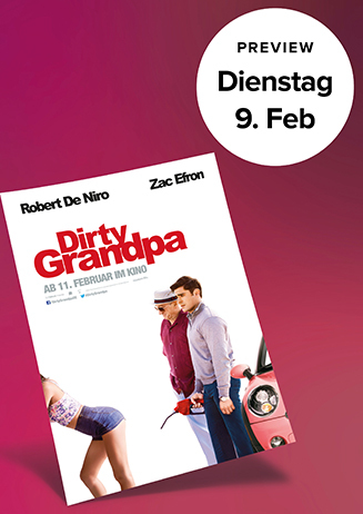 "Preview ""Dirty Grandpa"""