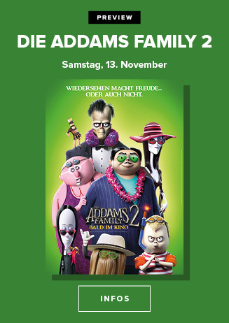 PR: Die Addams Family 2