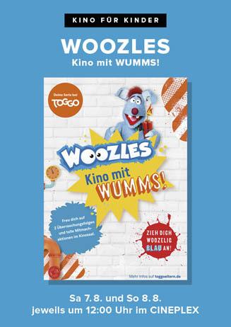 WOOZLES - Kino mit WUMMS!