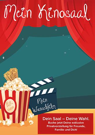Dein Kinosaal