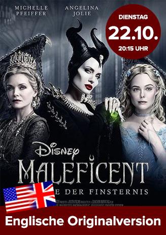 """Englische OV: """"Maleficent: Mächte der Finsternis"""""""