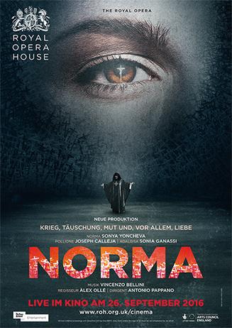 Royal Opera House: Norma