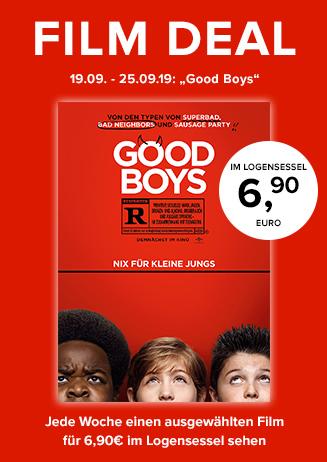 "Film Deal: ""Good Boys"""