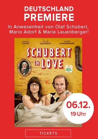 Premiere Schubert