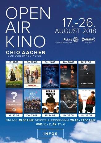 Open Air Kino 2018