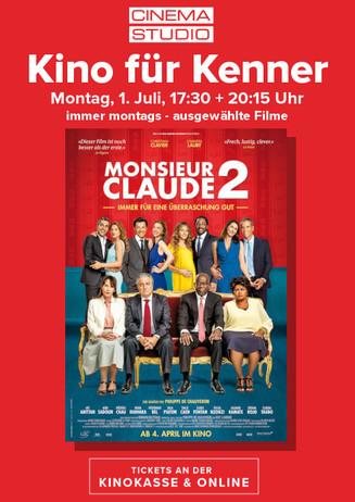 Kenner Kino Monsieur Claude