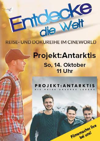 """181014 EdW + Starbesuch """"Projekt Antarktis"""""""
