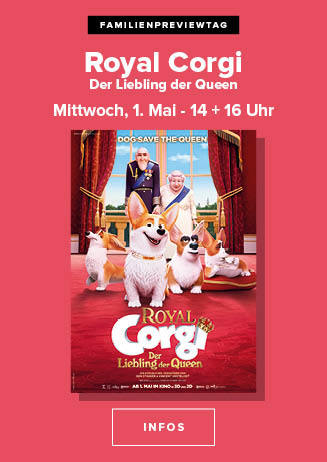 "190501 FamPrev ""Royal Corgi - Der Liebling der Queen"""