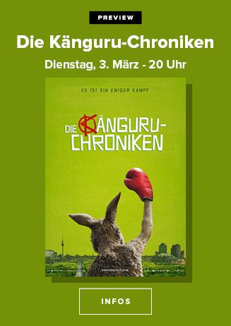 """200303 Preview """"Die Känguru-Chroniken"""""""