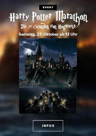 Harry Potter Marathon: Die 24 Stunden von Hogwarts