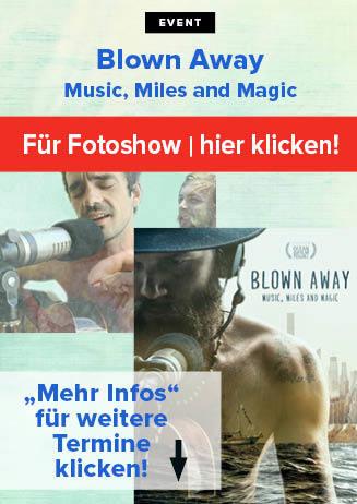"""190630 Special mit Live-Musik & Starbesuch """"Blown Away"""""""""""