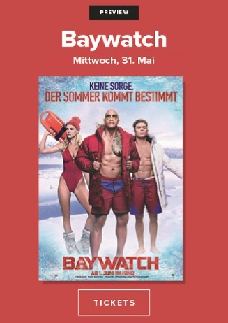 Preview: Baywatch