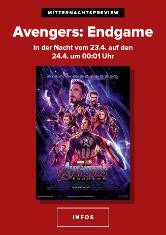 Mitternachtspreview Avengers