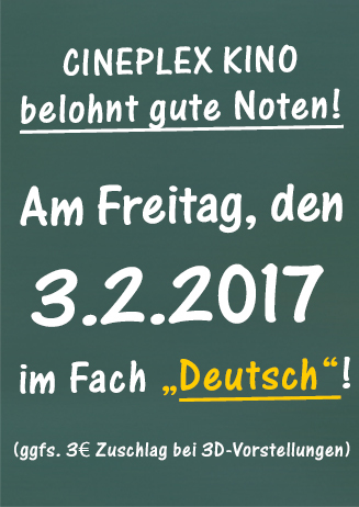 Aktion: Gute Noten!