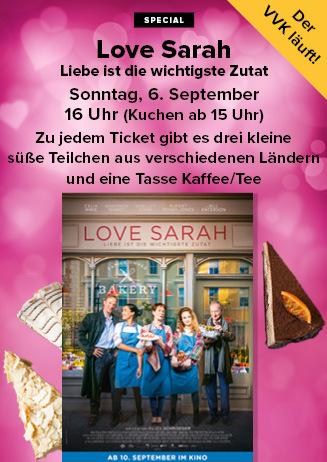 """200906 Kuchen-Preview """"Love Sarah"""""""