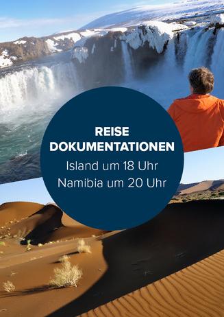 Island + Namibia