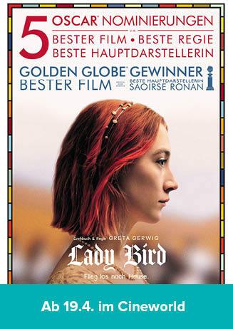 "189425 Filmstart ""Lady Bird"""