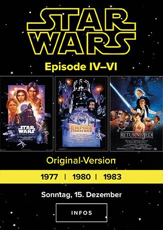 Star Wars Classics: Episode IV - VI