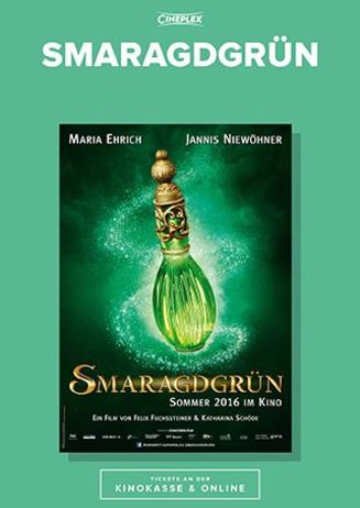 Preview: Smaragdgrün