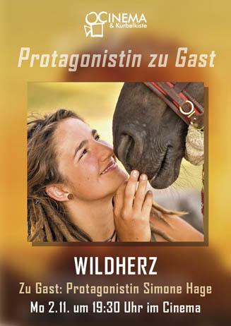 WILDHERZ mit Simone Hage
