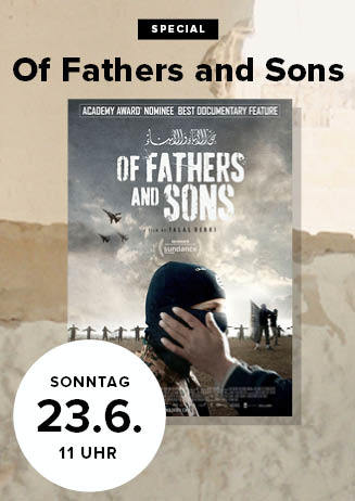 """190623 Special """"Of Fathers And Sons"""""""