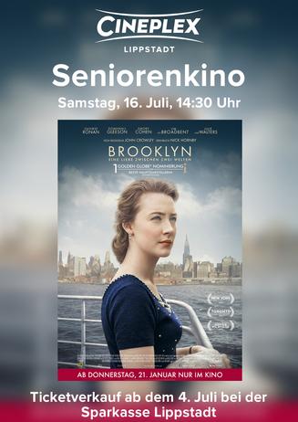 Seniorenkino: Brooklyn
