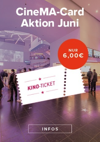 CineMa Card Aktion Juni