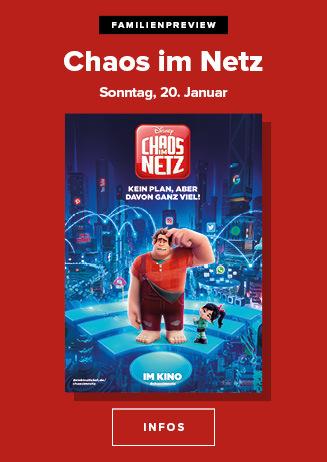 Familien-Preview: CHAOS IM NETZ