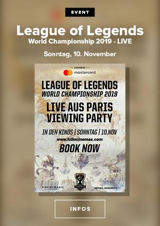 Special: League of Legends Championship 2019 Live