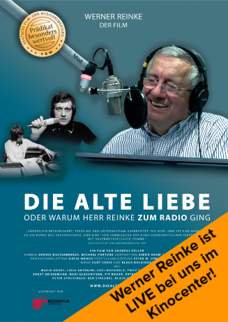 Werner Reinke LIVE im Kinocenter