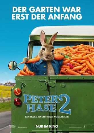 Preview: Peter Hase 2 - Ein Hase macht sich vom Acker