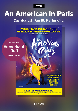 Event: An American in Paris - The Musical