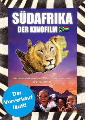 Ab 12.11. - Südafrika der Film