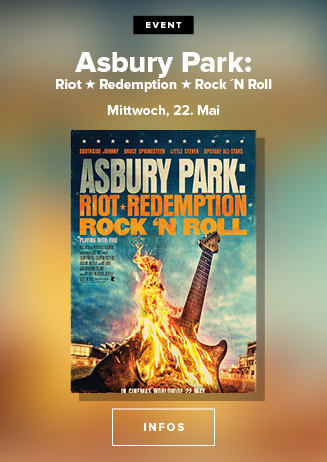 Asbury Park: Riot, Redemption, Rock 'N Roll - NUR am 22.05.2019