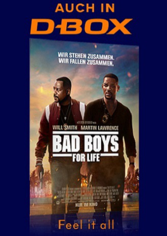 Bad Boys D-Box