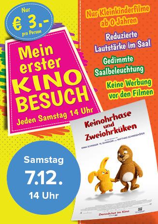 """191207 MeK """"Keinohrhase und Zweiohrküken"""""""
