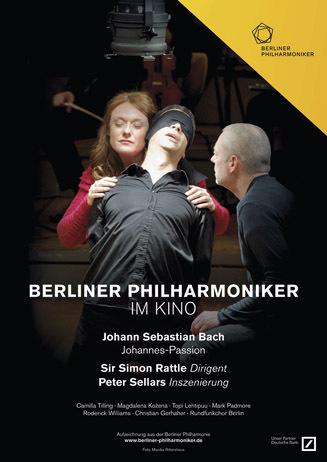 Berliner Philharmoniker: DIE JOHANNES-PASSION
