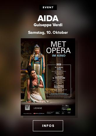 Metropolitan Opera - Aida - 10.10.2020