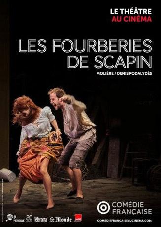 La Comédie-Française: Les Fourberies de Scapin