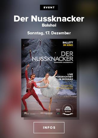 Bolshoi Ballett 2017/18: Der Nussknacker