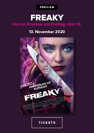 Horror Preview - Freaky